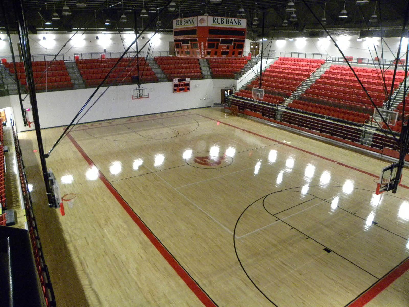 Claremore High School Gymnasium Key Construction