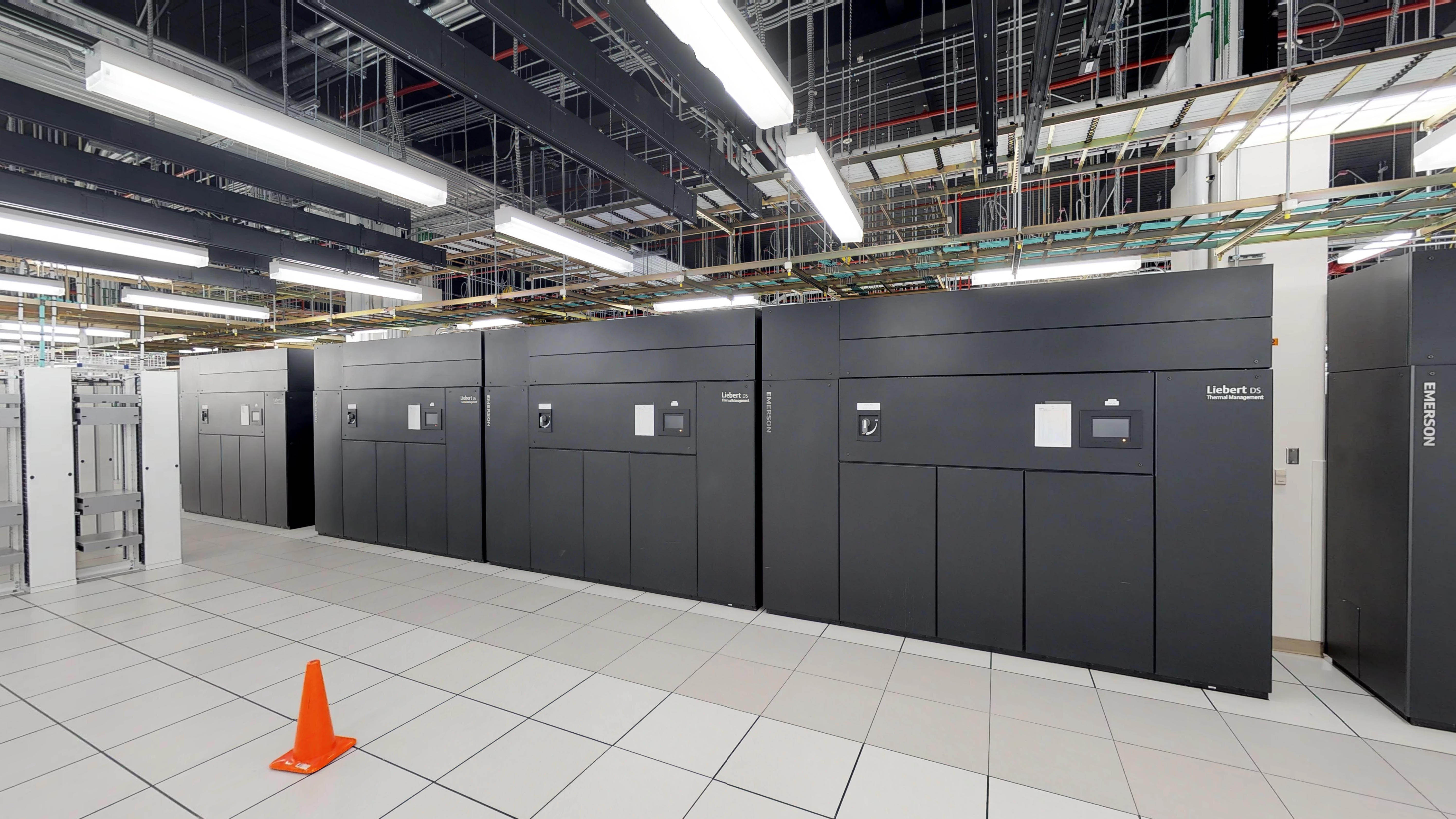 Data Center Fitouts And Upgrades Key Construction