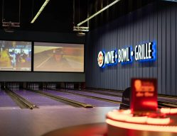 Movie Bowl Grille Sherman TX Commercial Construction 2