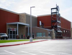 Movie Bowl Grille Sherman TX Commercial Construction 7