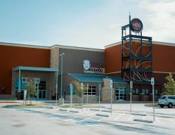 Movie Bowl Grille Sherman TX Commercial Construction 10