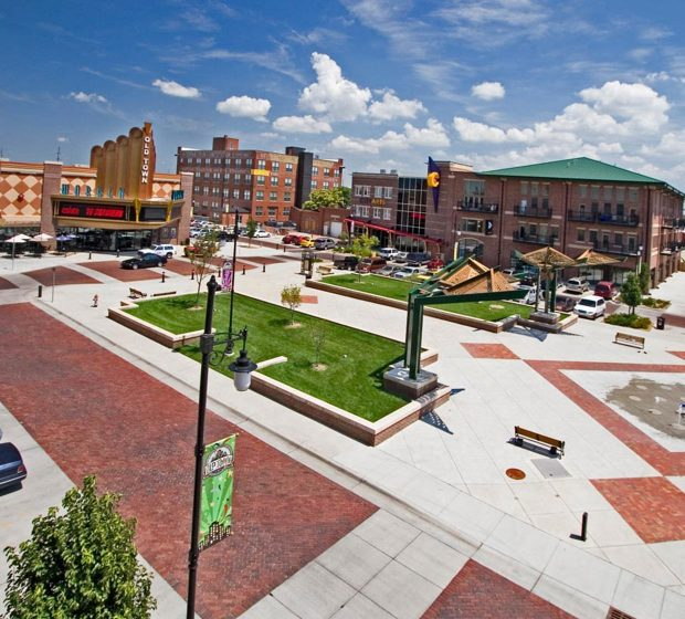 Old Town Square Wichita KS Commercial Construction 5