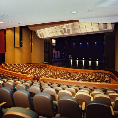 Robson Performing Arts Claremore OK Commercial Construction 10