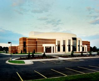 Robson Performing Arts Claremore OK Commercial Construction 6