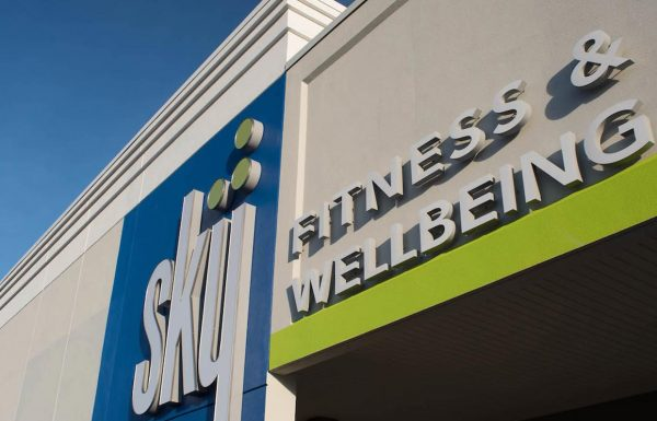 Sky Fitness Broken Arrow OK Commercial Construction 4