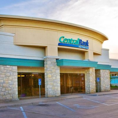 Central Bank & Trust Headquarters Hutchinson KS Commercial Construction 3