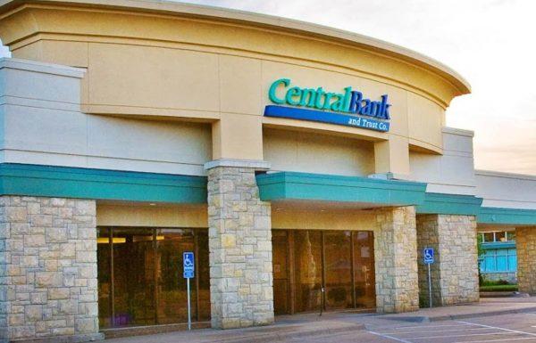 Central Bank & Trust Headquarters Hutchinson KS Commercial Construction 3