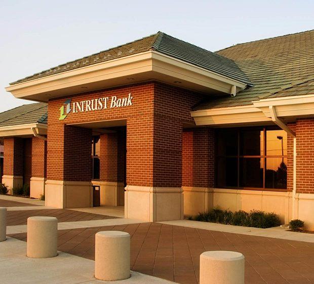 Intrust Bank Edmond OK Commercial Construction 1