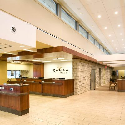 Kanza Bank Wichita KS Commercial Construction 2