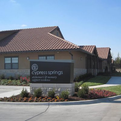 Cypress Springs Wichita And Overland Park KS Commercial Construction 2