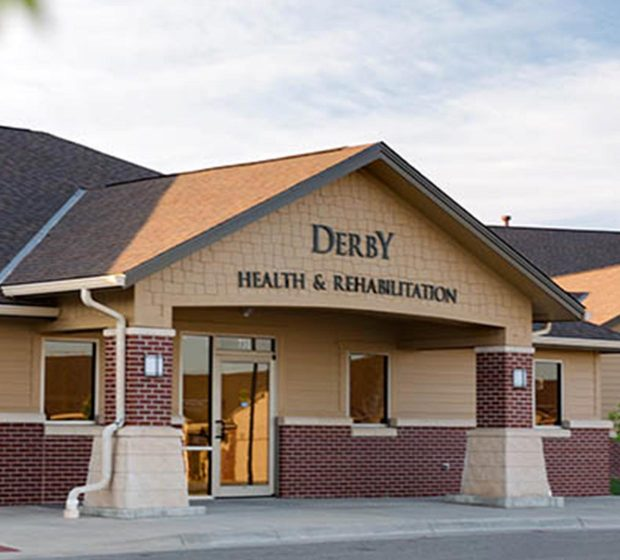 Derby Health And Rehabilitation Center Derby KS Commercial Construction 1