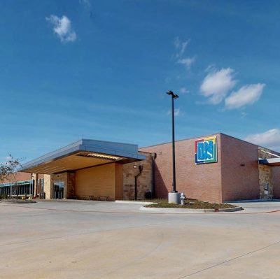 JPS Hospital Northeast Tarrant Medical Home Euless TX Commercial Construction 3