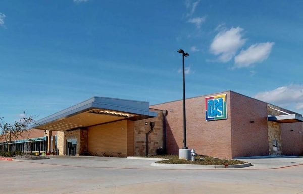JPS Hospital Northeast Tarrant Medical Home Euless TX Commercial Construction 3