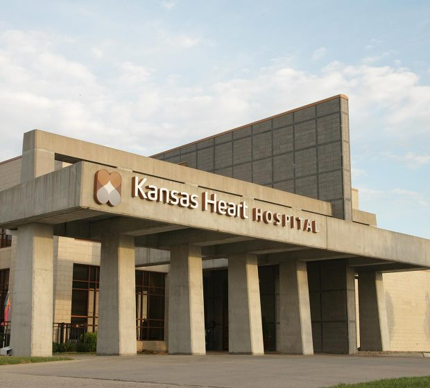 Kansas Heart Hospital Wichita KS Commercial Construction 1