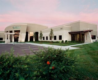 MidAmerica Orthopedics East Wichita KS Commercial Construction 1