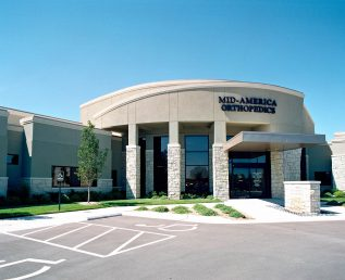 MidAmerica Orthopedics East Wichita KS Commercial Construction 3
