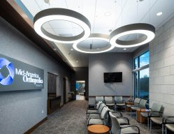 MidAmerica Orthopedics Leawood KS Commercial Construction 1