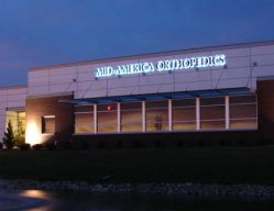 MidAmerica Orthopedics West Wichita KS Commercial Construction 3