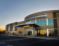 Post Acute Medical Rehabilitation Hospital Tulsa OK Commercial Construction 1