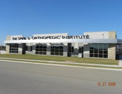 Spine & Orthopedic Tulsa OK Commercial Construction 4
