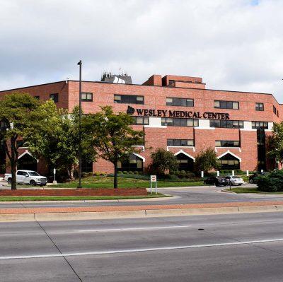 Wesley Medical Center Wichita KS Commercial Construction 5