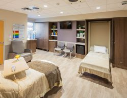 Wesley Medical Center Birthcare Renovation Wichita KS Commercial Construction 1