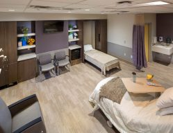 Wesley Medical Center Birthcare Renovation Wichita KS Commercial Construction 4