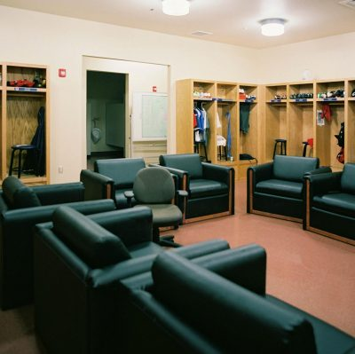 RSU Locker Room Claremore OK Commercial Construction 10