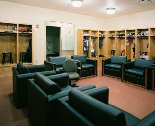 RSU Locker Room Claremore OK Commercial Construction 10