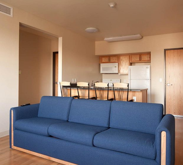 RSU New Student Housing Interior Claremore OK Commercial Construction 3