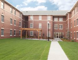 RSU New Student Housing Exterior Claremore OK Commercial Construction 1