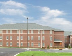 RSU New Student Housing Exterior Claremore OK Commercial Construction 4