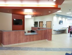 RSU New Student Housing Interior Claremore OK Commercial Construction 1