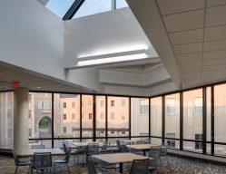 TU Allen Chapman Student Union 2nd Floor Renovation Univeristy Of Tulsa OK Commercial Construction 5