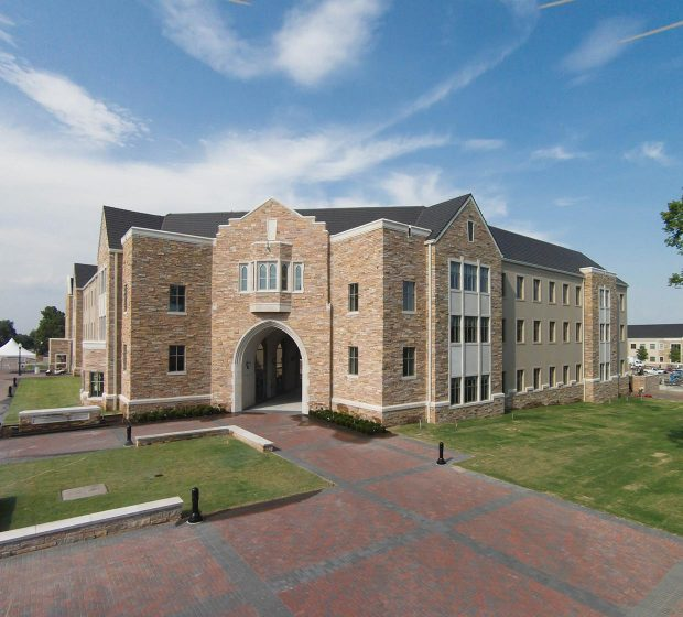 TU Hardesty Hall Univeristy Of Tulsa OK Commercial Construction 7
