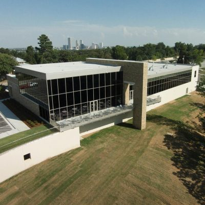 TU Helmerich Center For American Research Univeristy Of Tulsa OK Commercial Construction 13