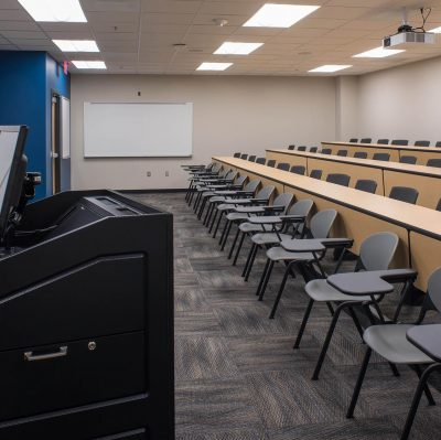 TU Keplinger Hall Renovations Univeristy Of Tulsa OK Commercial Construction 4