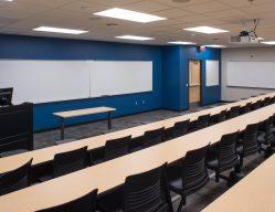 TU Keplinger Hall Renovations Univeristy Of Tulsa OK Commercial Construction 3