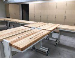 TU Keplinger Hall Renovations Univeristy Of Tulsa OK Commercial Construction 9