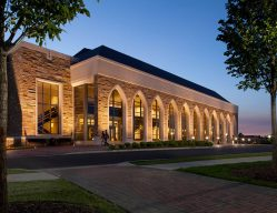 TU Lorton Performance Center Univeristy Of Tulsa OK Commercial Construction 1