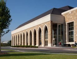 TU Lorton Performance Center Univeristy Of Tulsa OK Commercial Construction 2