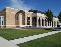 TU Lorton Performance Center Univeristy Of Tulsa OK Commercial Construction 3