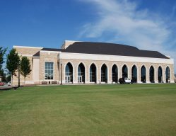 TU Lorton Performance Center Univeristy Of Tulsa OK Commercial Construction 4