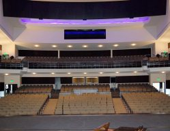 TU Lorton Performance Center Univeristy Of Tulsa OK Commercial Construction 7