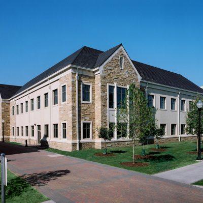 TU Stephenson Hall Petroleum Engineering Classroom Building Univeristy Of Tulsa OK Commercial Construction 8