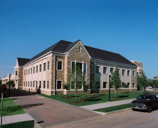 TU Stephenson Hall Petroleum Engineering Classroom Building Univeristy Of Tulsa OK Commercial Construction 1