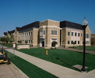TU Stephenson Hall Petroleum Engineering Classroom Building Univeristy Of Tulsa OK Commercial Construction 5