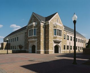 TU Stephenson Hall Petroleum Engineering Classroom Building Univeristy Of Tulsa OK Commercial Construction 7
