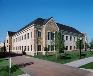 TU Stephenson Hall Petroleum Engineering Classroom Building Univeristy Of Tulsa OK Commercial Construction 8