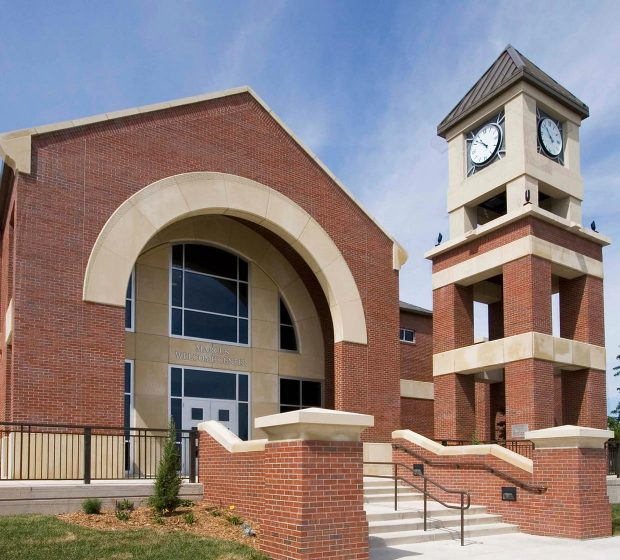 WSU Marcus Welcome Center Wichita KS Commercial Construction 6